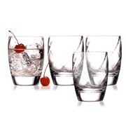 Luigi Bormioli - Canaletto Optic Double Old Fashioned Set