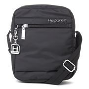 Hedgren - Inner City Rush Black Shoulder Bag