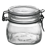 Bormioli Rocco - Fido Airtight Storage Jar 500ml