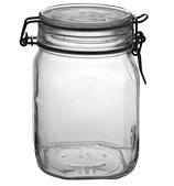 Bormioli Rocco - Fido Airtight Storage Jar 1L