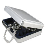 Whitehill - Beaded Jewellery Box Small