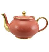 Limoges - Legle Old Rose Teapot