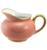 Limoges - Legle Old Rose Cream Jug