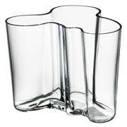 iittala - Aalto Clear Vase 12cm