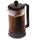 Bodum - Brazil Plunger Black 8 Cup/1L