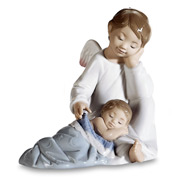 Lladro - My Guardian Angel