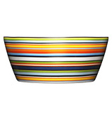 iittala - Origo Orange Stripe Dessert Bowl 12cm
