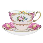 Royal Albert - Lady Carlyle Teacup and Saucer Set