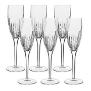 Luigi Bormioli - Incanto Champagne Flute Set 6pce