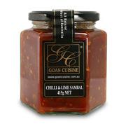 Goan Cuisine - Chilli & Lime Sambal 415g