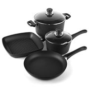 Scanpan - Classic 4pce Cookware Set F