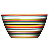 iittala - Origo Orange Stripe Bowl 14cm