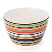 iittala - Origo Orange Stripe Snack Bowl