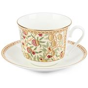 Roy Kirkham - Pomegranate Breakfast Cup & Saucer