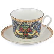 Roy Kirkham - Strawberry Breakfast Cup & Saucer
