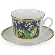 Roy Kirkham -  Lily of Valley Breakfast Cup & Saucer