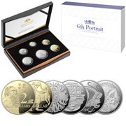 RA Mint - 2020 Proof Year Effigy Coin Set 6pce