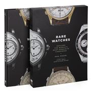 Book - Rare Watches