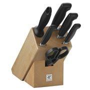 Henckels - Four Star Knife Block Set 7pce