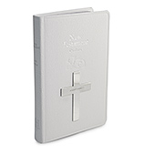 Whitehill - Bible New Testament Sterling Silver White