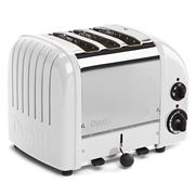 Dualit - NewGen Three Slice Toaster DU03 White