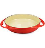 Le Creuset - Cerise Red Tarte Tatin Dish 25cm