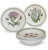Portmeirion - Botanic Garden Pasta Bowl Set 6pce