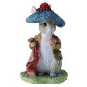 Beatrix Potter - Benjamin Bunny Mini Figurine