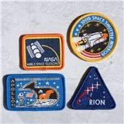 Thumbs Up - NASA Patch Set 4pce