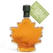 Butternut Mountain - Maple Syrup in Glass Leaf Bottle 250ml