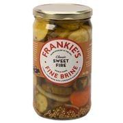 Frankie's Fine Brine - Classic Sweet Fire Pickle 680g