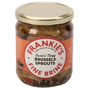 Frankie's Fine Brine - Sweet n' Tangy Brussels Sprouts 453g