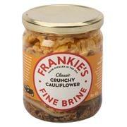 Frankie's Fine Brine - Classic Crunchy Cauliflower 453g