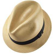 Panama Hats - Classic Adrian Beige Medium
