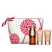 Clarins - Double Serum & Extra-Firming Xmas Gift Set 4pce
