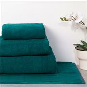Christy - Brixton Hand Towel Peacock 50x90cm