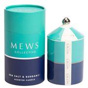 Mews - Seasalt & Bergamot Candle 320g
