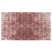 Abyss & Habidecor - Liberty Bath Rug Ancient Red 70x120cm