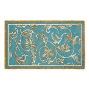 Abyss & Habidecor - Dynasty Bath Rug Blue Green 50x80cm