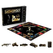 Games - The Godfather Monopoly