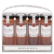 Ogilvie & Co - Beelicious Honey Quad 4pce