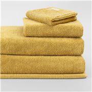 Sheridan - Trenton Face Washer Mustard