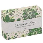 Thurlby - Christmas Soap Green 170g