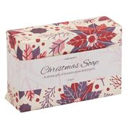 Thurlby - Christmas Soap Red 170g