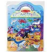 Melissa & Doug - Puffy Sticker Play Set Ocean 40pce