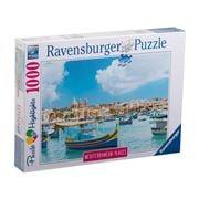 Ravensburger - Mediterranean Malta Puzzle 1000pc