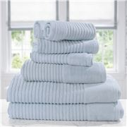 Jenny Mclean - Royal Excellency Towel Set 7pce Baby Blue