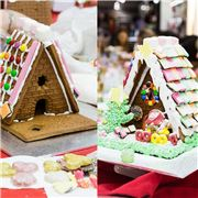 Peter's - Adults Gingerbread House Workshop Dec 12th 1.30pm