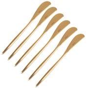 Cutipol - Moon Butter Knife Gold Set 6pce