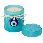 Candles By Eleni - Mati The Eye Cand Mediterranean Blue 350g